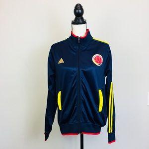 Adidas Women's Size 1 FIFA WorldCup Zip Up Shirt